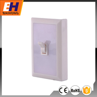 Novelty Product 6 SMD Wall Light with a on-off switch, LED switch light