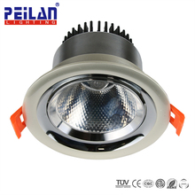 Peilan Mini Profile Fixture Complete COB Recessed Spotlight Price Lighting Ceiling Lamp LED Spot Light