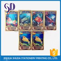 China Supplier Manufacturner Lenticular 3D Card