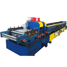 C Z channel zinc sheet Quickly Change Purlin Roll Forming Machinery for Building Material
