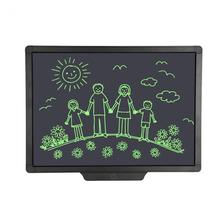 20 Inch children electronic drawing toys one click erasable magnetic writing drawing board