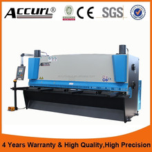 guillotine shearing machine, NC electric and hydraulic sheet metal shears for sale