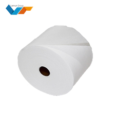 Spunlace Nonwoven fabric for medical gauze and salve use