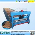 China hot sale steel plate roll forming machine