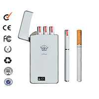 E Pard Glass Atomizer Adjustable Voltae Ego Battery Vaporizer E Cig