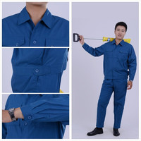 Waterproof Adult Dungaree Fireproof Working Uniform For Men/women Dungaree With Reflector Working Clothes