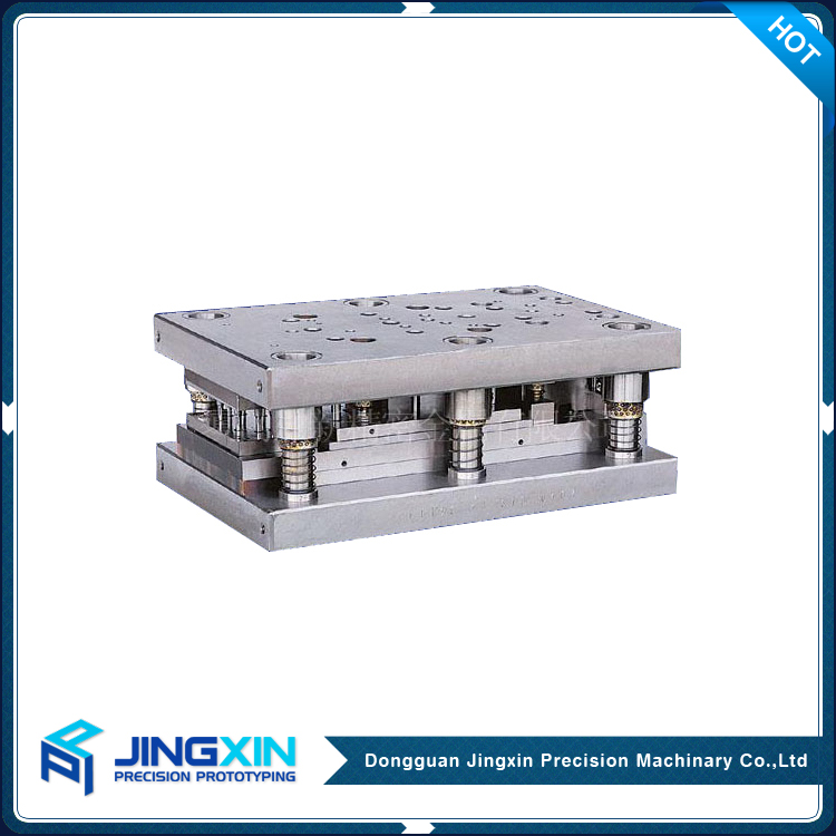 Jingxin China Supplier Plastic Injection Mould Die Casting Mould For Manufacturer