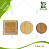 Contemporary discount coffee cup tea cup bamboo lids or bamboo cover