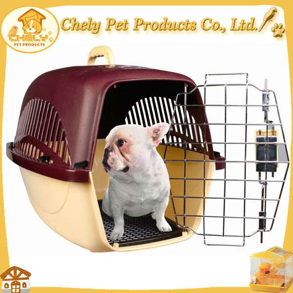 Best Selling Plastic Dog Transport Box For Pets Outing Pet Cages,Carriers & Houses