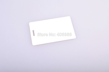 RFID 125KHz Programmable Rewrite EM4305 Clamshell Proximity Access Control Card FZ0522