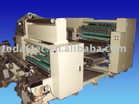 Barcode Film Slit Machine TD-1000 For Barcode Ribbon & Label