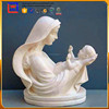 catholic religious virgin mary items virgin mary baby jesus statue for sale