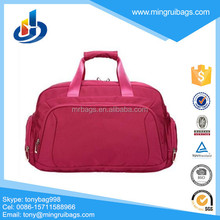 Red slazenger travel bag