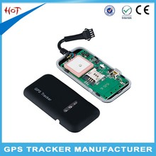 Vehicle gps tracker gt02/gt02a supports ACC ON Alarm