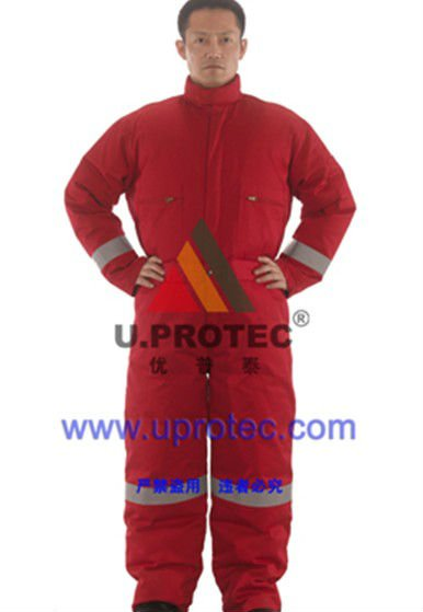 FR Cold Resistant Freezer Coverall / Winter Coverall