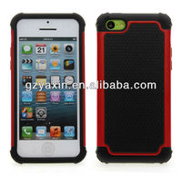 2013 new products mobile phone cover for iphone 5c from Guangzhou factory