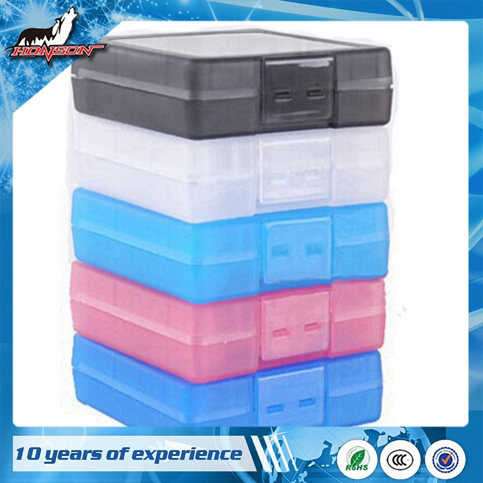 Factory Price GBA /GBASP Game Card Case For 3DS XL/LL holder storage box
