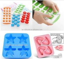 fancy silicone ball ice cube tray, custom ice cube tray