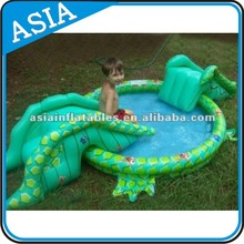 inflatable kids mini bath pool