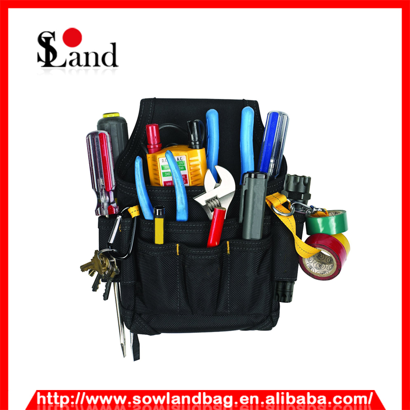 Sowland Small Maintenance and Electrician's Pouch