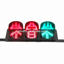 Chinese 120v led strobe light led traffic light&signal wireless green red traffic light