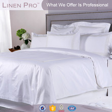 200TC-1000TC commercial hotel bed linen,5 star luxury hotel linen,bed linen for hotels