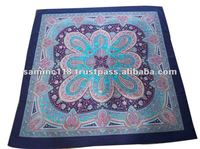 silk satin digital printed lsquare scarves scarves