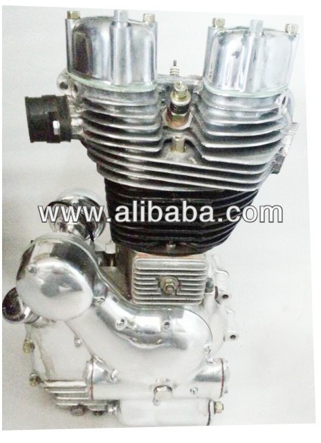 ROYAL ENFIELD 500CC 4 SPEED RECONDITIONED ENGINE