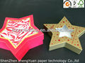 Creative Nice Star Shaped Candy Box Wholesale In Shenzhen