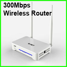 300Mbps Wireless N Router with Wireless access point, Four-ports switch and firewall
