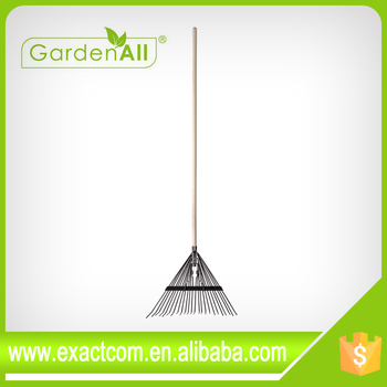 China Hot-Selling Adjustable Leaf Grabber Rake