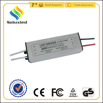 ip65 cob led driver 30w