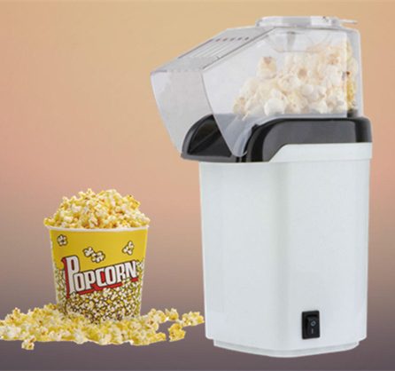 kitchen appliance of home popcorn maker promotion