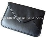 Leather Case cover for Amazon Kindle DX/E-book case