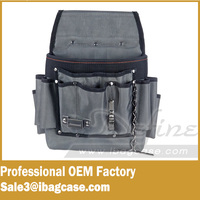 Gardening Tool Belt Multifunctional Pockets Waist Electrician Belt