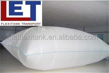 High strength 20ft container flexitank for mineral oil in bulk