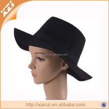 adult promotional australian felt wool felt water proof cowboy hat