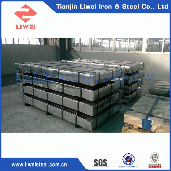 China Supplier High Quality Stretched Steel Plate