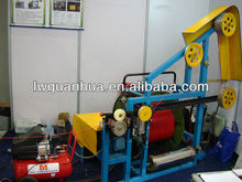 wire coiling and rewinding machinery