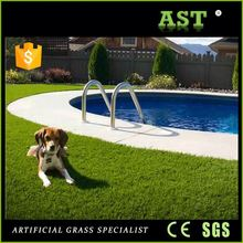 U Shape Landscaping Artificial Grass For Residental Area