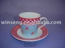 coffee mug set Quality Saucer European Style coffee mug set