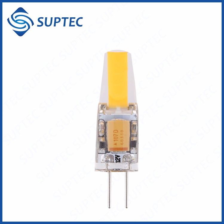 Dimmable 12V AC 1.7W 200LM 2700K Warm White G4 LED