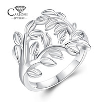 Latest Simple Fancy Ladies Finger Ring Designs for Women Wedding Ring Jewelry KLNR0178