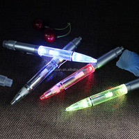 China led light ballpoint pen Manufacturers & Suppliers wholesale flashing light ballpoint pen ,led light bulb pen