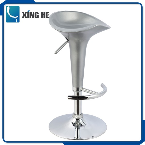 Adjustable height living room furniture bar stool for breakfast