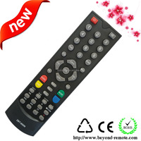 rohs sat universal tv remote control with hard IC