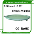 CE RoHS Certified cheap price embedded diameter 275mm 27W super bright led ceiling light fixture