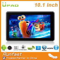 10.1 inch rockchip dual core tablet pc with hdmi input