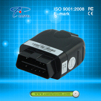 OBDII GPS Tracker for Vehicle Tracking IDD-212GL with Deceleration&Acceleration Alarm