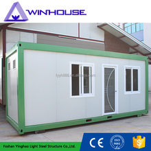 Long service life Anti earthquake movable office container price